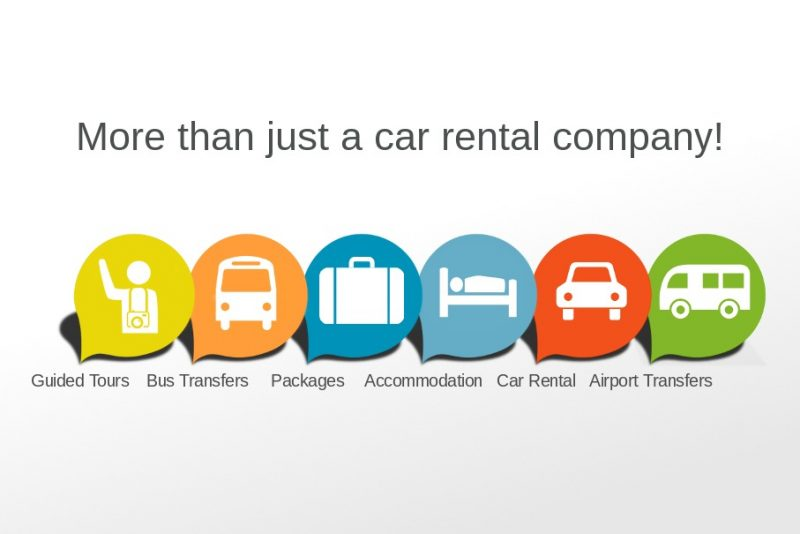 More  than just car rental!