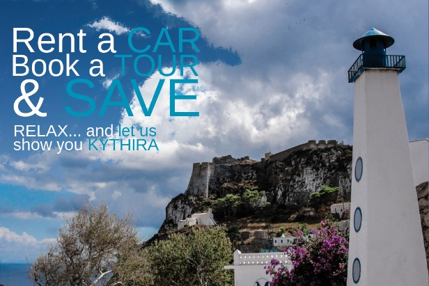 Car Rental Kythira Special Offer