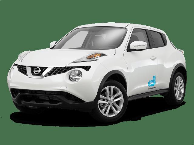 drakakis rent-a-car Nissan Juke