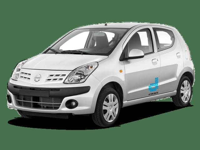 drakakis rent-a-car Nissan Pixo