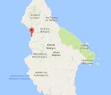 Lykodimou Kythira Map