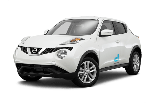 drakakis rent-a-car Nissan Juke