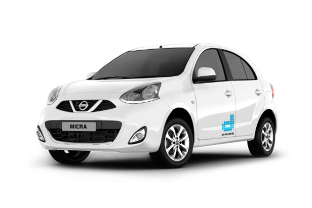 drakakis rent-a-car Nissan Micra