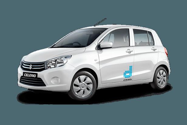 drakakis rent-a-car Suzuki Celerio