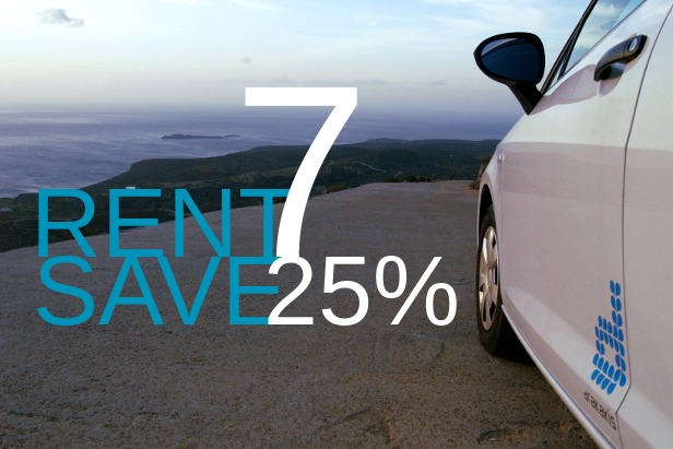 Car Rental Kythira Special Offer
