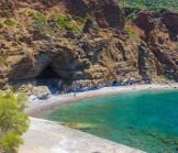 Lykodimou beach Kythira
