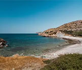 Agios Leftheris beach Kythira