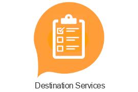 destination services