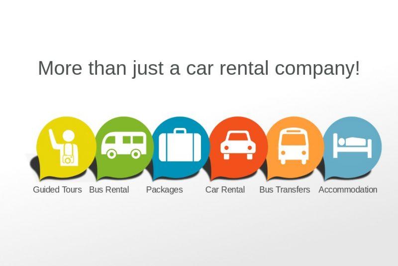 More  than just car rental!